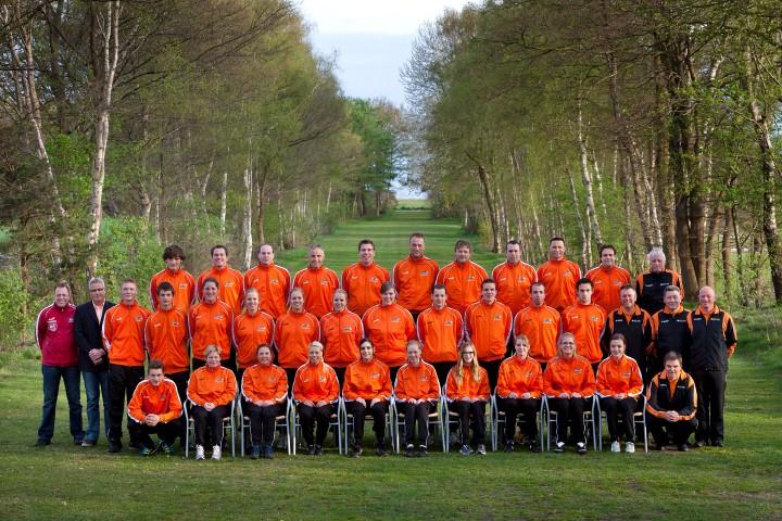 Nederlandse Klootschieters klaar voor EK in Italië