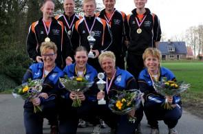 K.V. Beuningen (heren) & K.V. Zwolle (dames)