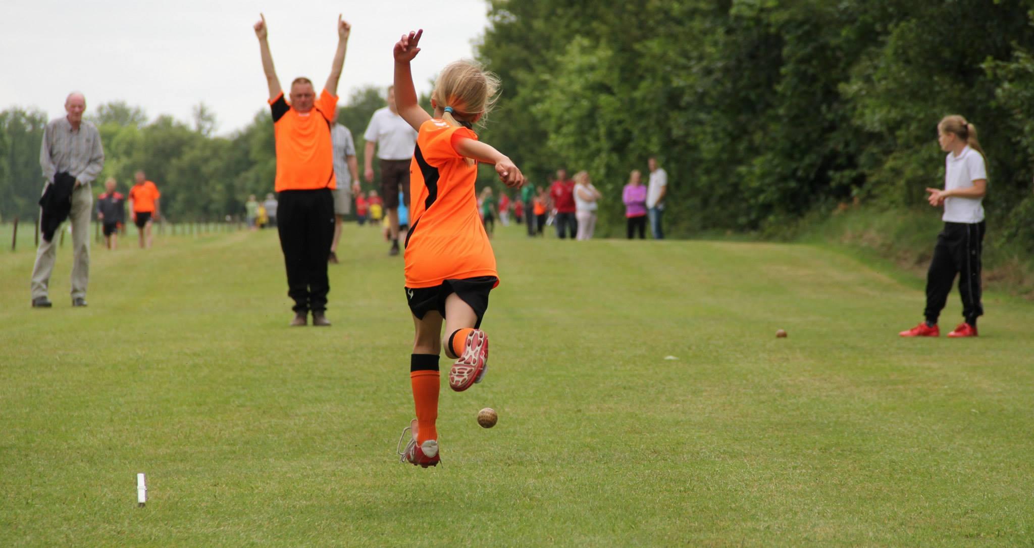 Jeugdspelers gekroond tot Nederlands Kampioenen.