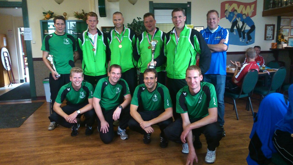 Heren Finale NKB Straatcup 2014