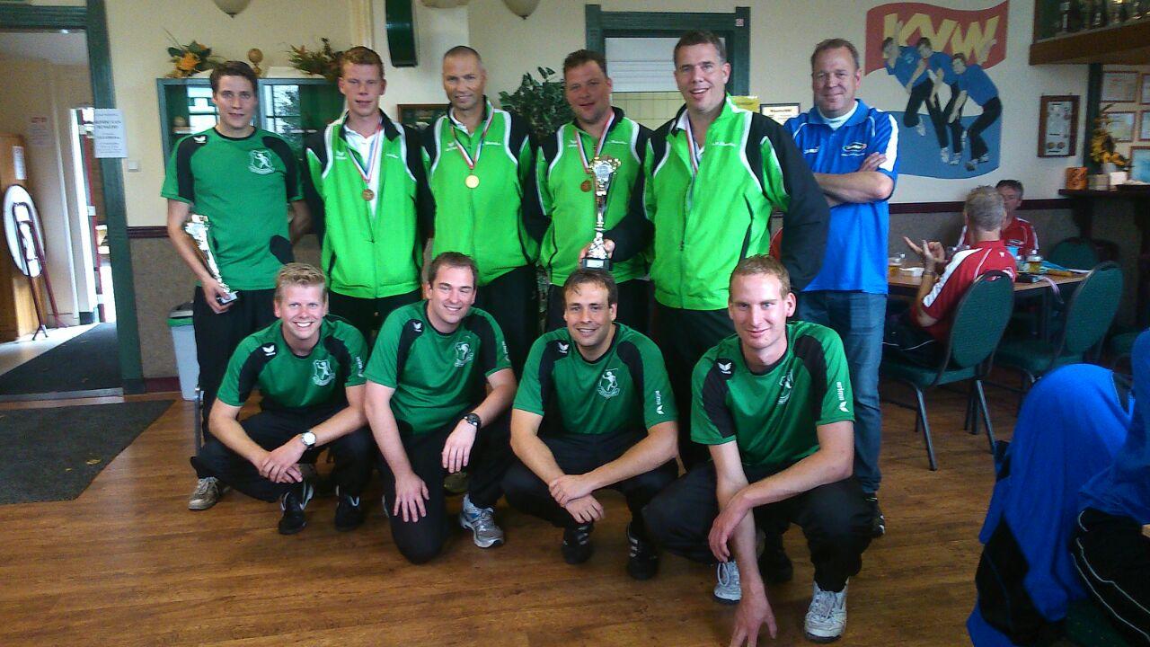 NKB Cupfinale Straat 2014