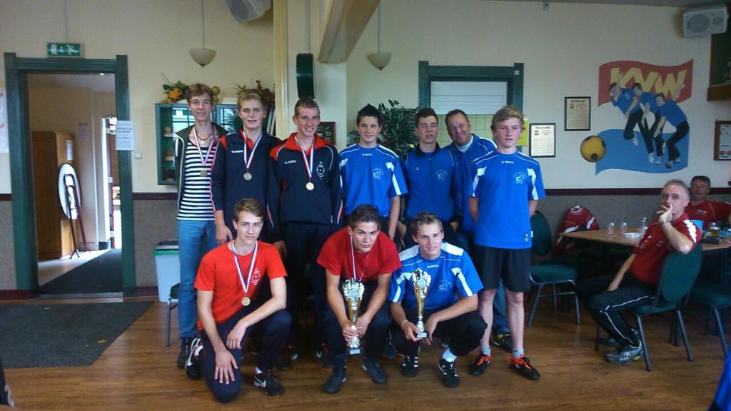 Jongens Finale NKB Straatcup 2014