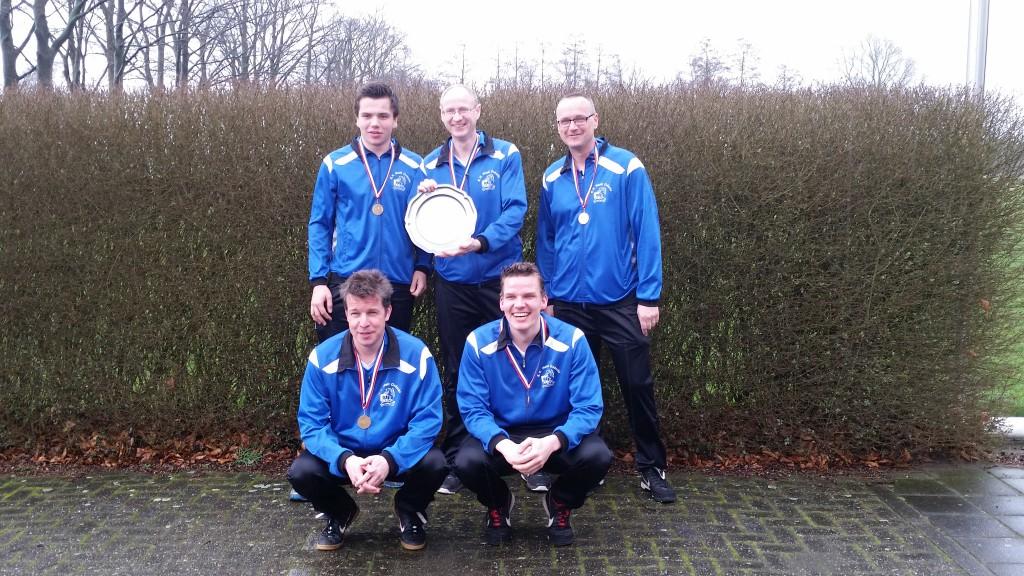 Nooit Gedacht Nederlands kampioen straat