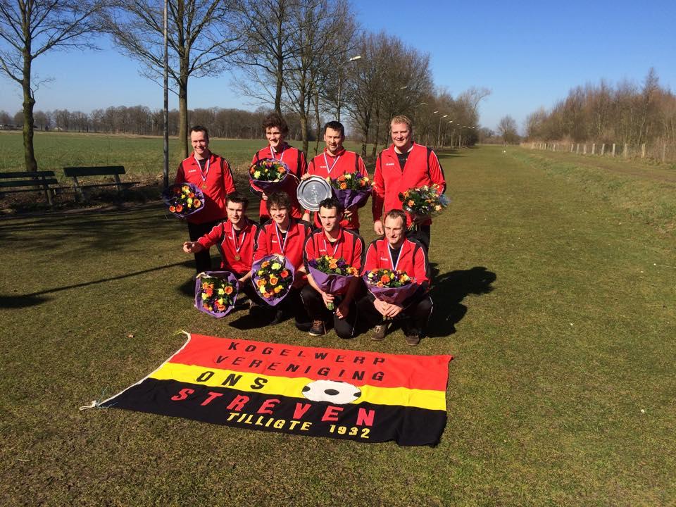 Ons Streven Nederlands Kampioen Veld