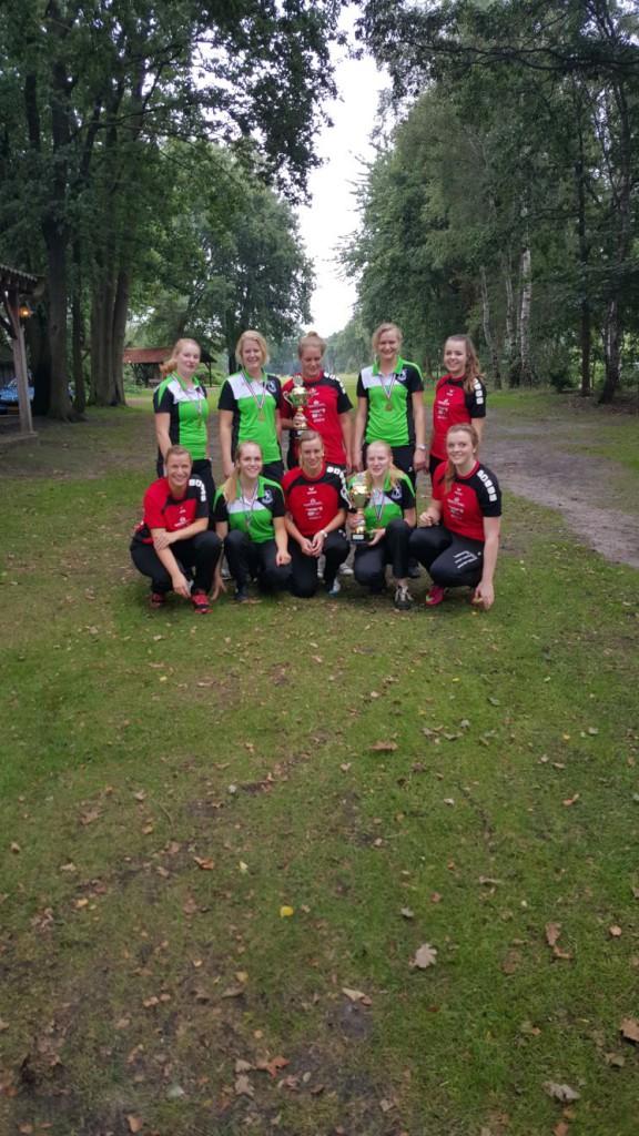 2015 Veldcup Dames finale Niej Haarbig en Oud Ootmarsum