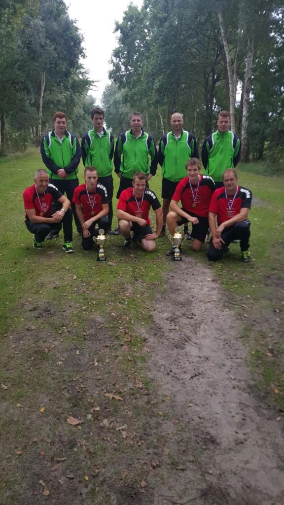 2015 Veldcup Heren finale Niej Haarbig en Mander