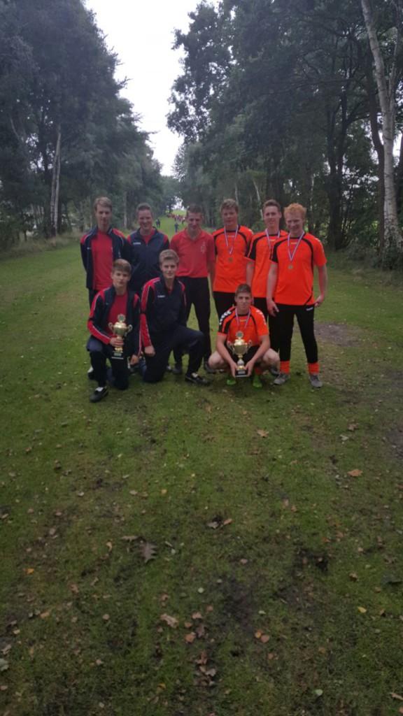 2015 Veldcup Junioren finale Beuningen en Lattrop Breklenkamp