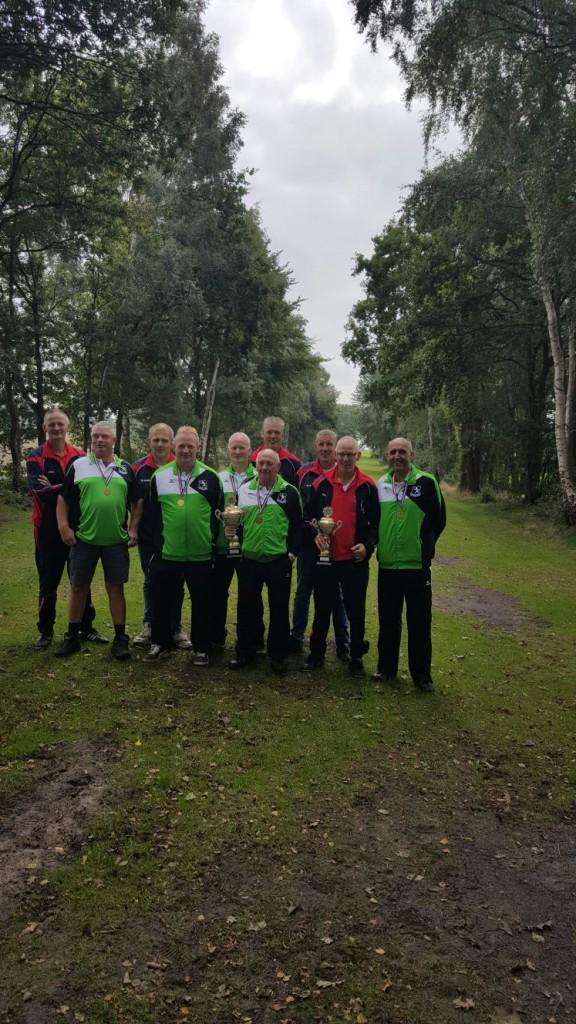 2015 Veldcup Veteranen finale Lattrop Breklenkamp en Oud Ootmarsum