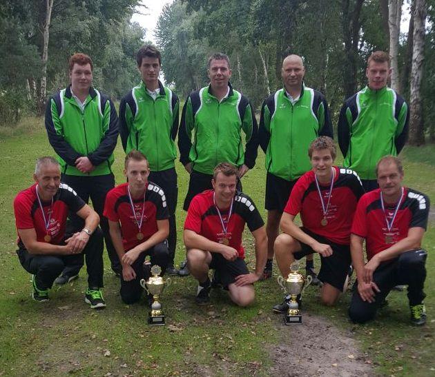 Finalewedstrijden NKB Veldcup in Reutum