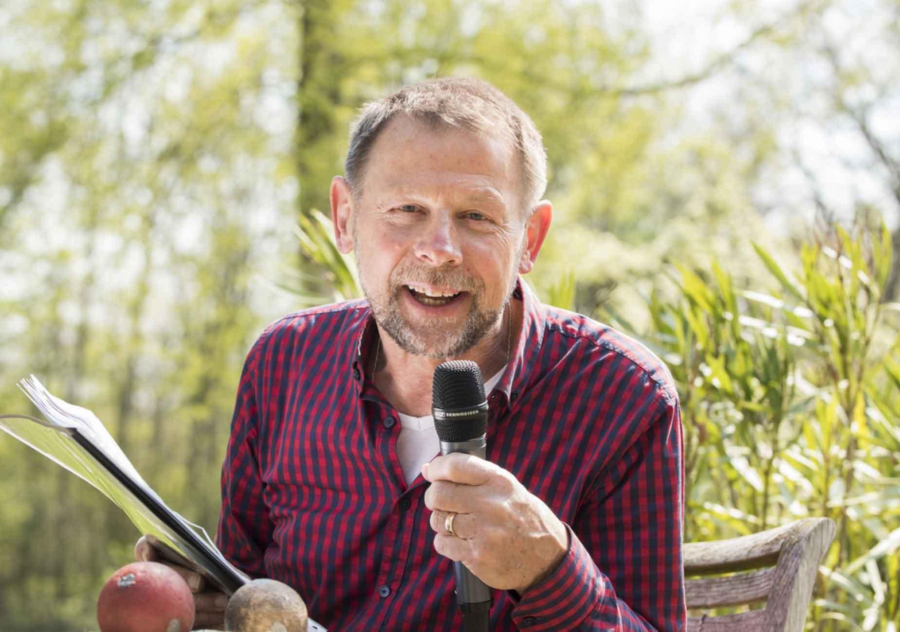 Freddy Mensink: meer entertainer dan speaker