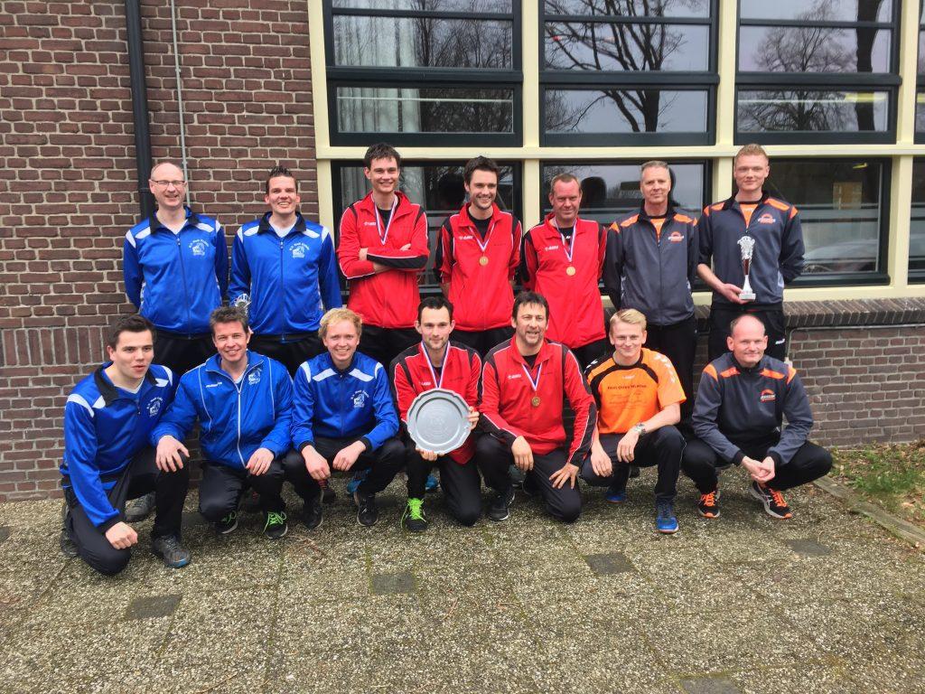 Uitslagen zevende wedstrijd Landelijke Straat Competitie 2016 2017