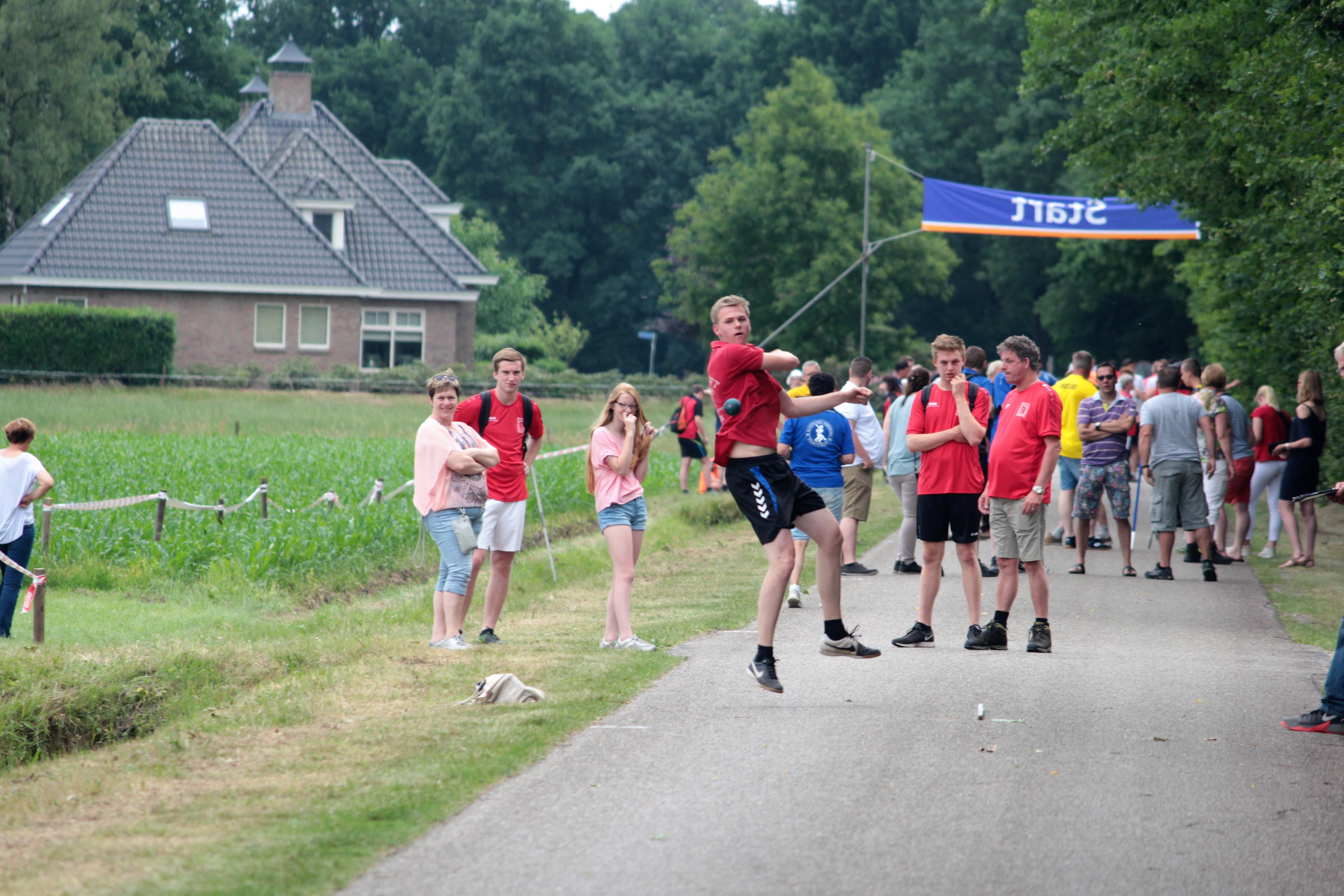 Nederlandse Kampioenschappen visitekaartje voor de sport