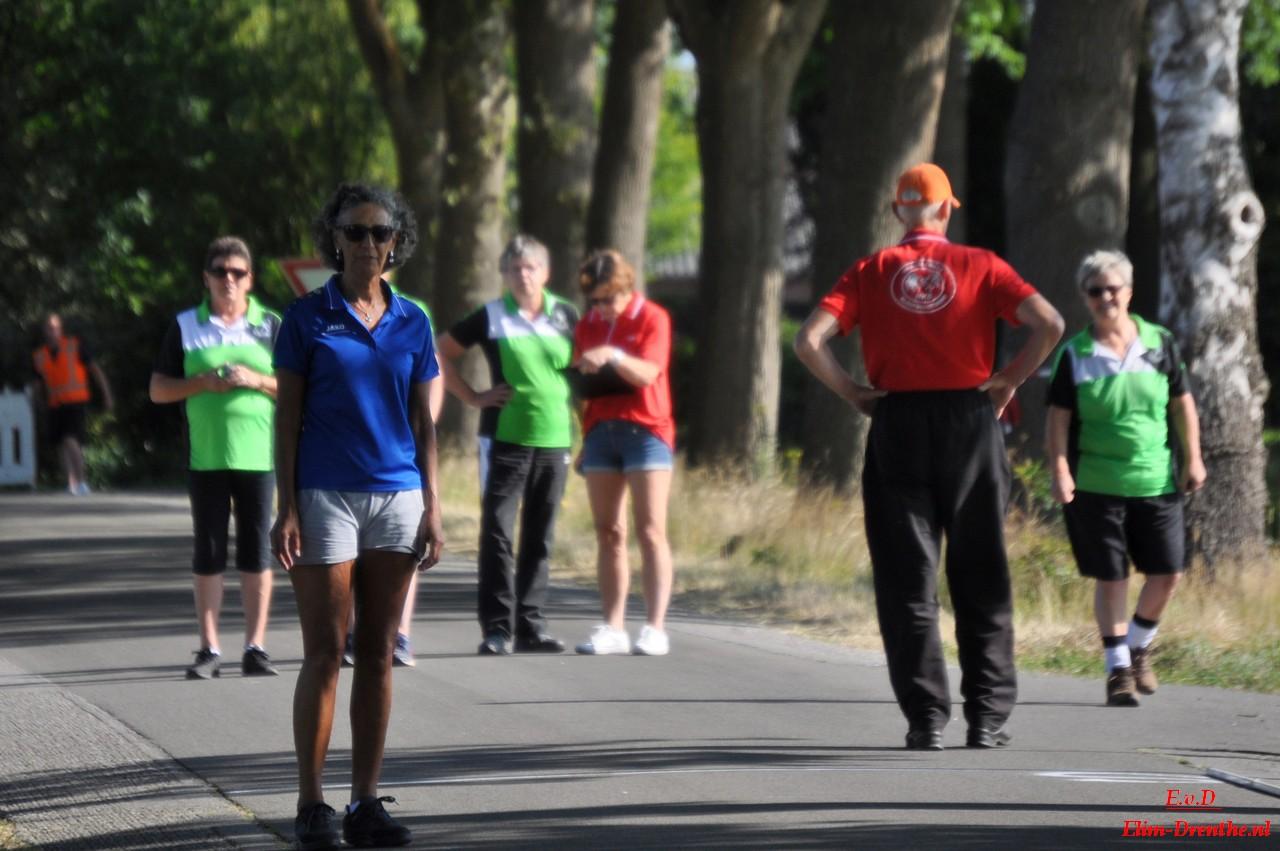 Landelijke straat competitie 2019-2020 uitslag derde wedstrijd