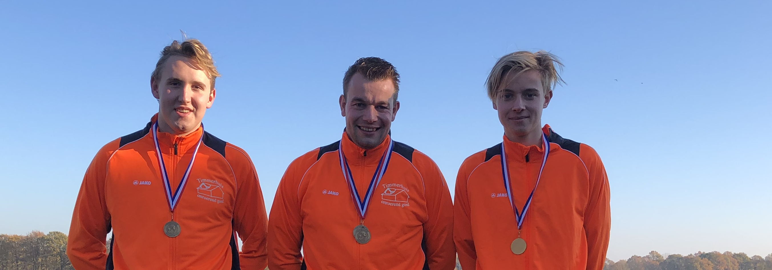Einduitslagen Grolsch Champions Tour veld & zetten 2018