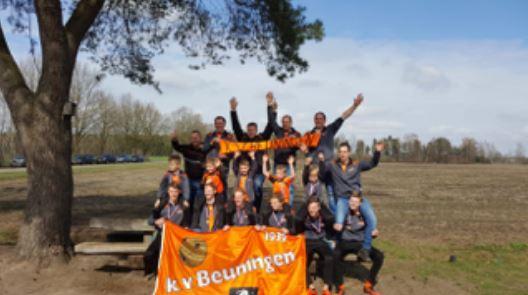 Een kampioen impressie LVC – Junioren