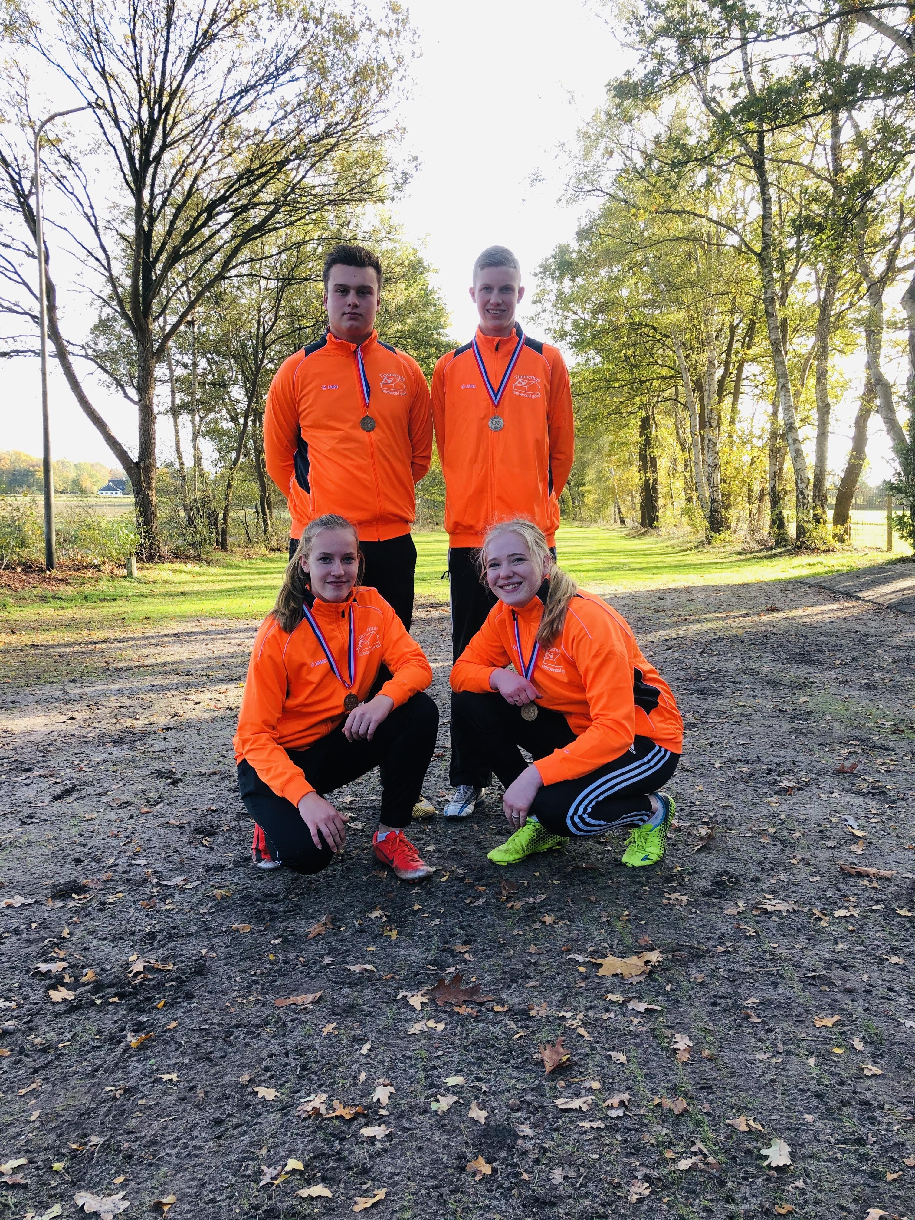 Veldselectie EK Klootschieten 2020 bekend!