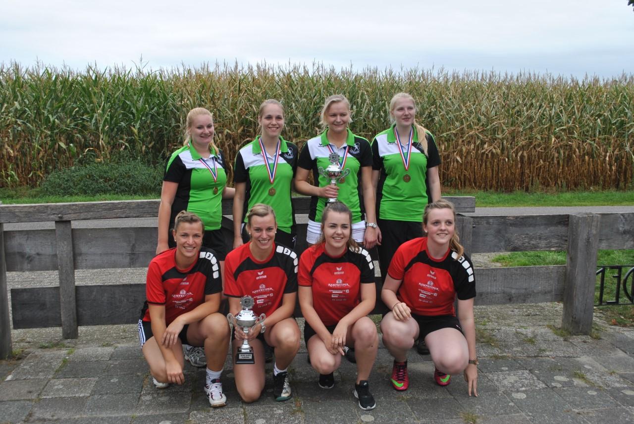 Finalewedstrijden NKB Veldcup in Geesteren