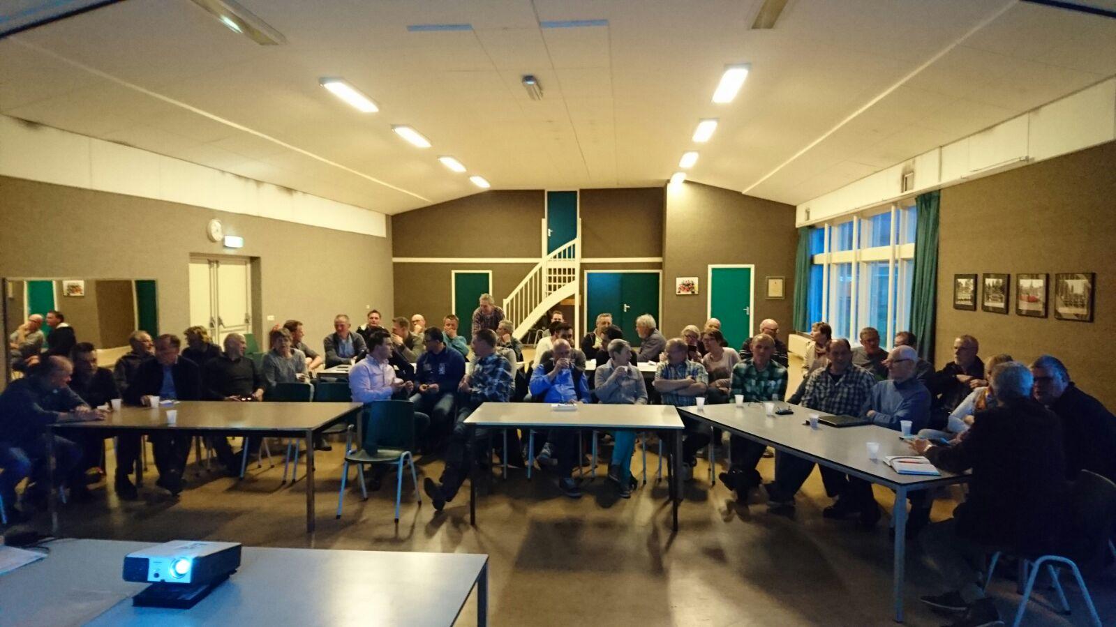 Presentatie Scheidsrechtersbijeenkomst 6 april